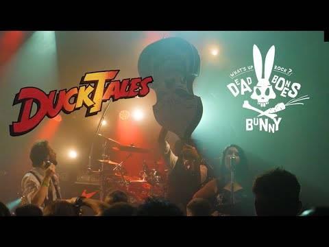 Dead Bones Bunny, des lapins et des canards -