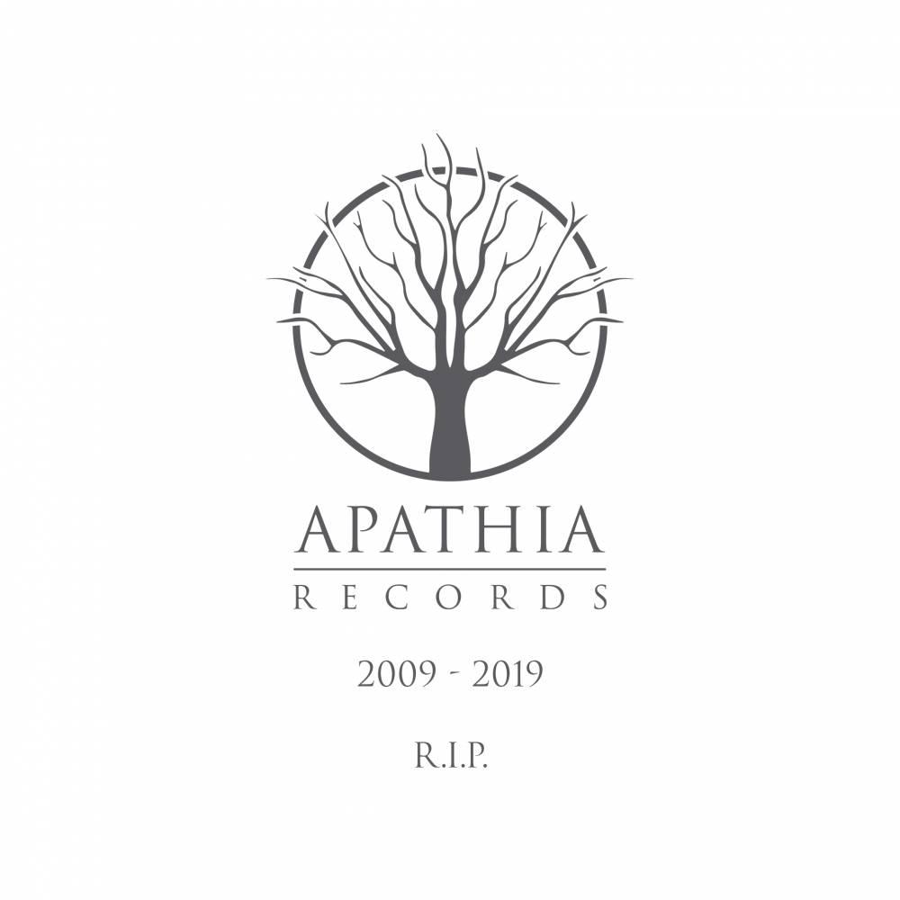 R.I.P Apathia Records (actualité)