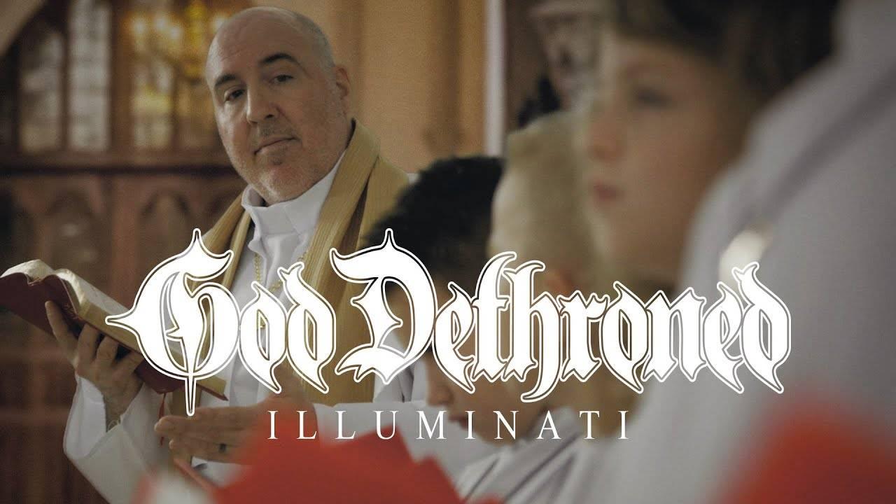 God Dethroned sous le signe du triangle - Illuminati (actualité)