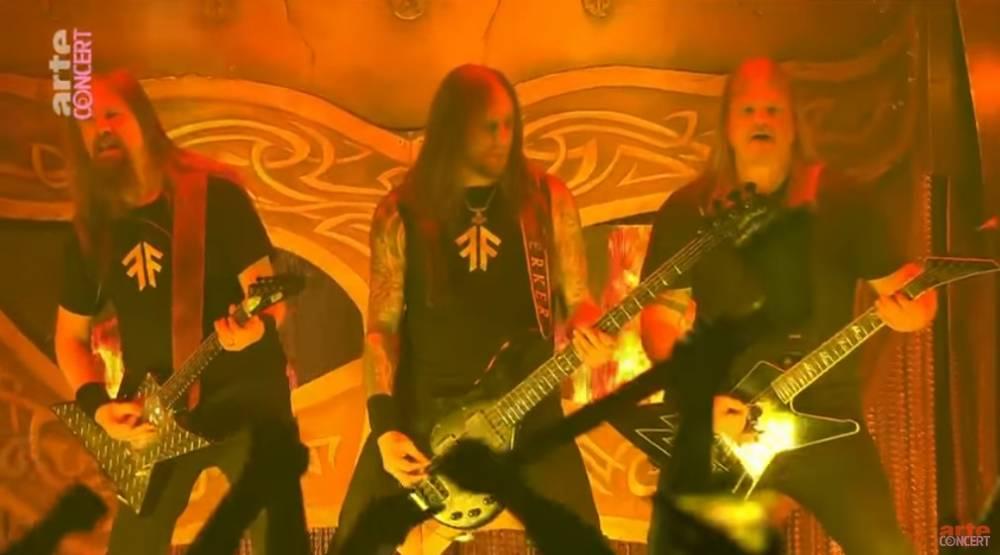 Amon Amarth et Arch Enemy en live  (actualité)