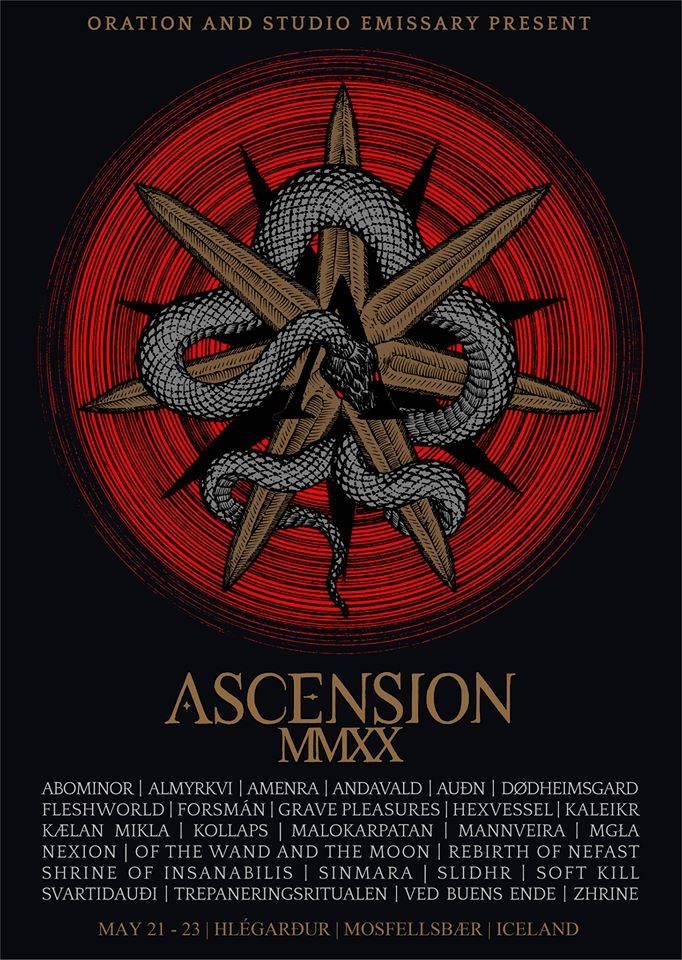L'affiche du festival islandais Ascension est complète (actualité)