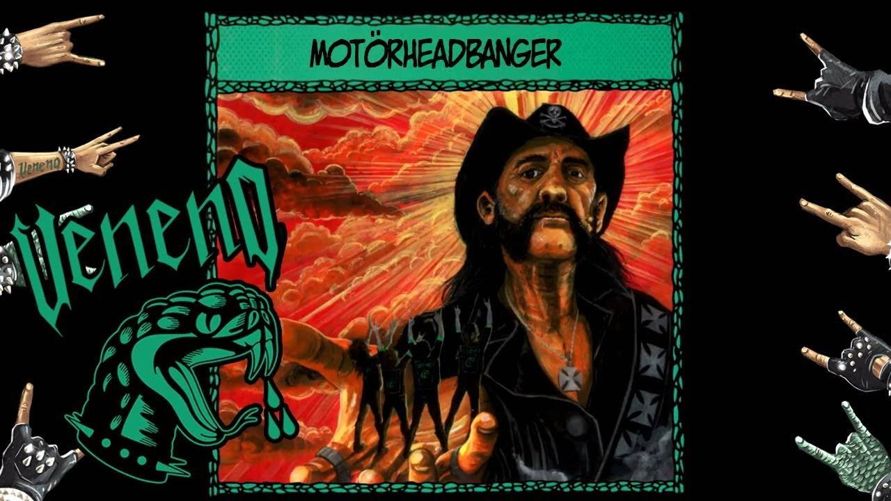 They are Veneno and they play Rock'n'roll- Motörheadbanger (actualité)