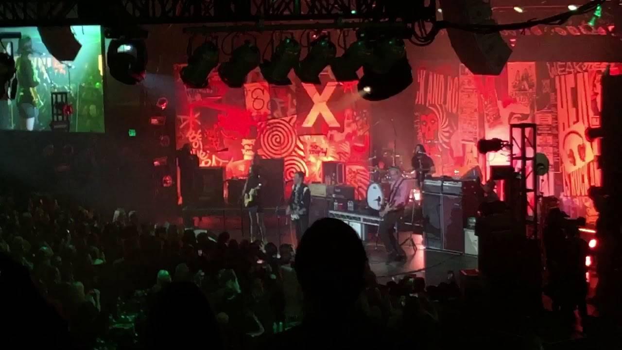 Nirvana reformé le temps d\'une soirée concert