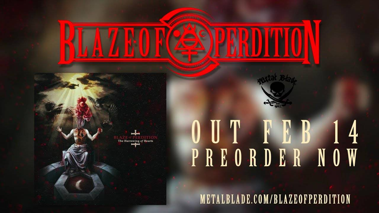 Blaze of Perdition a foi en Ozzy -