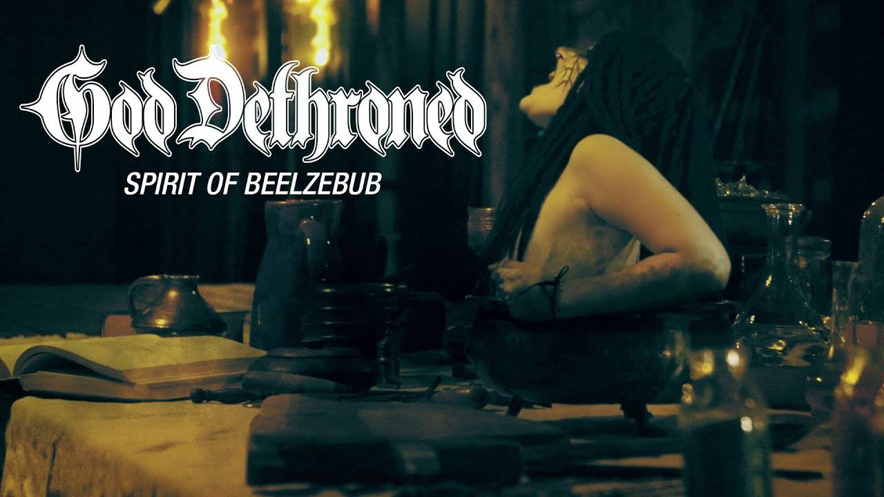 God Dethroned by Belzebuth -