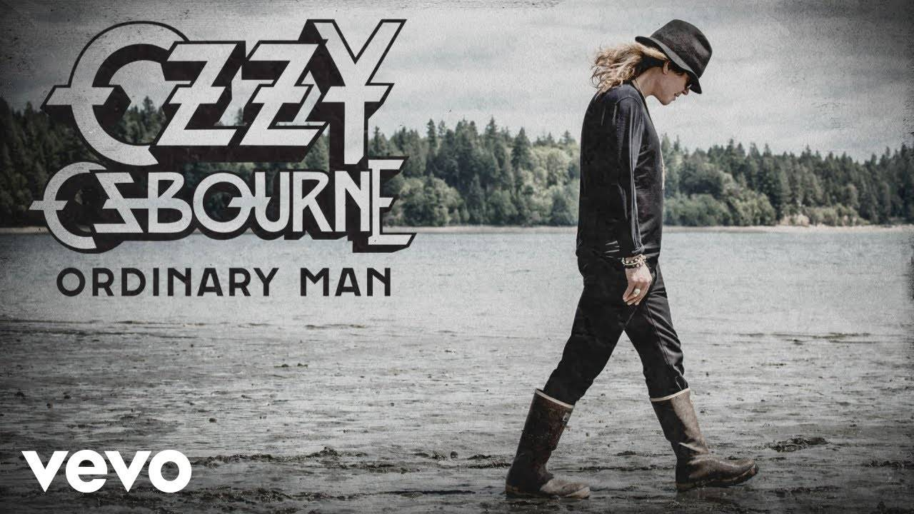 Ozzy Osbourne se sent ordinaire - Ordinary Man (actualité)