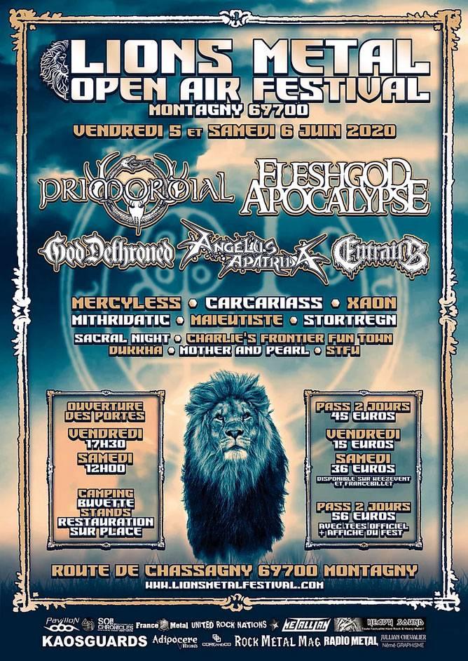 Lions Metal Fest édition 4!