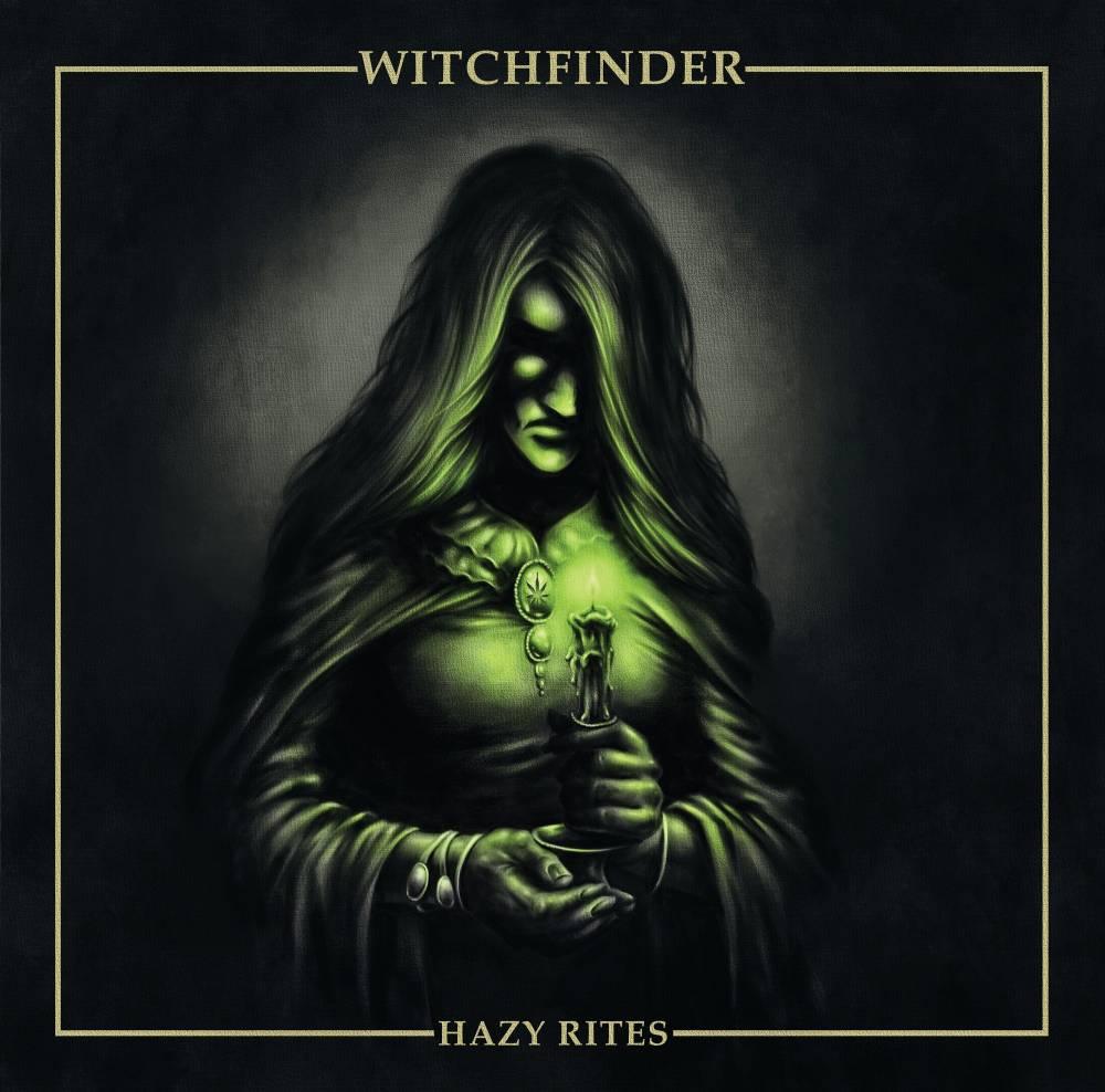 Witchfinder et son rituel enfumé - Hazy Rites (actualité)