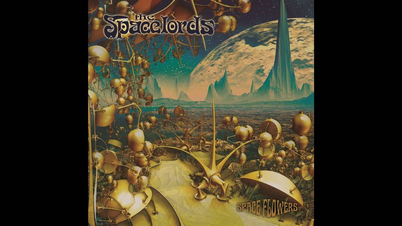 The Spacelords offre tout le bouquet - Spaceflowers