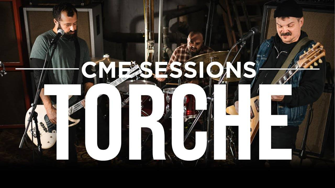 Torche en session pour Chicago Music Exchange