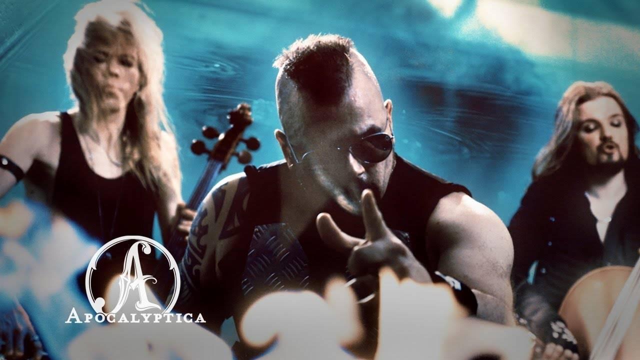 Apocalyptica et Joakim Brodén c'est à la vie à la mort -