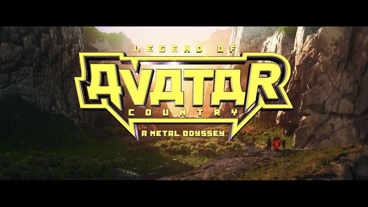 Avatar fait son cinéma - Legend Of Avatar Country: A Metal Odyssey (actualité)