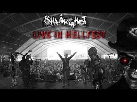 Shaârghot pour un live d'enfer - Live in Hellfest (actualité)