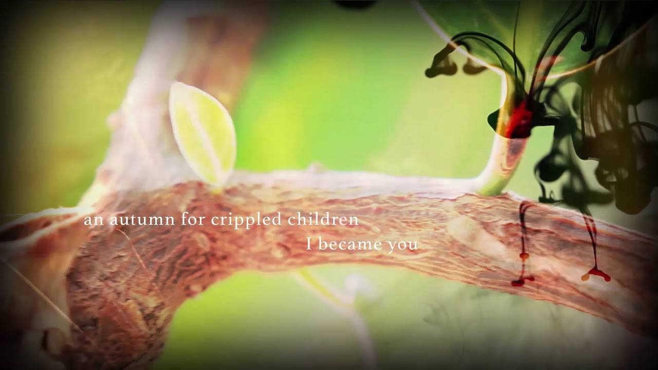 An Autumn For Crippled Children c'est toi - I Became You (actualité)