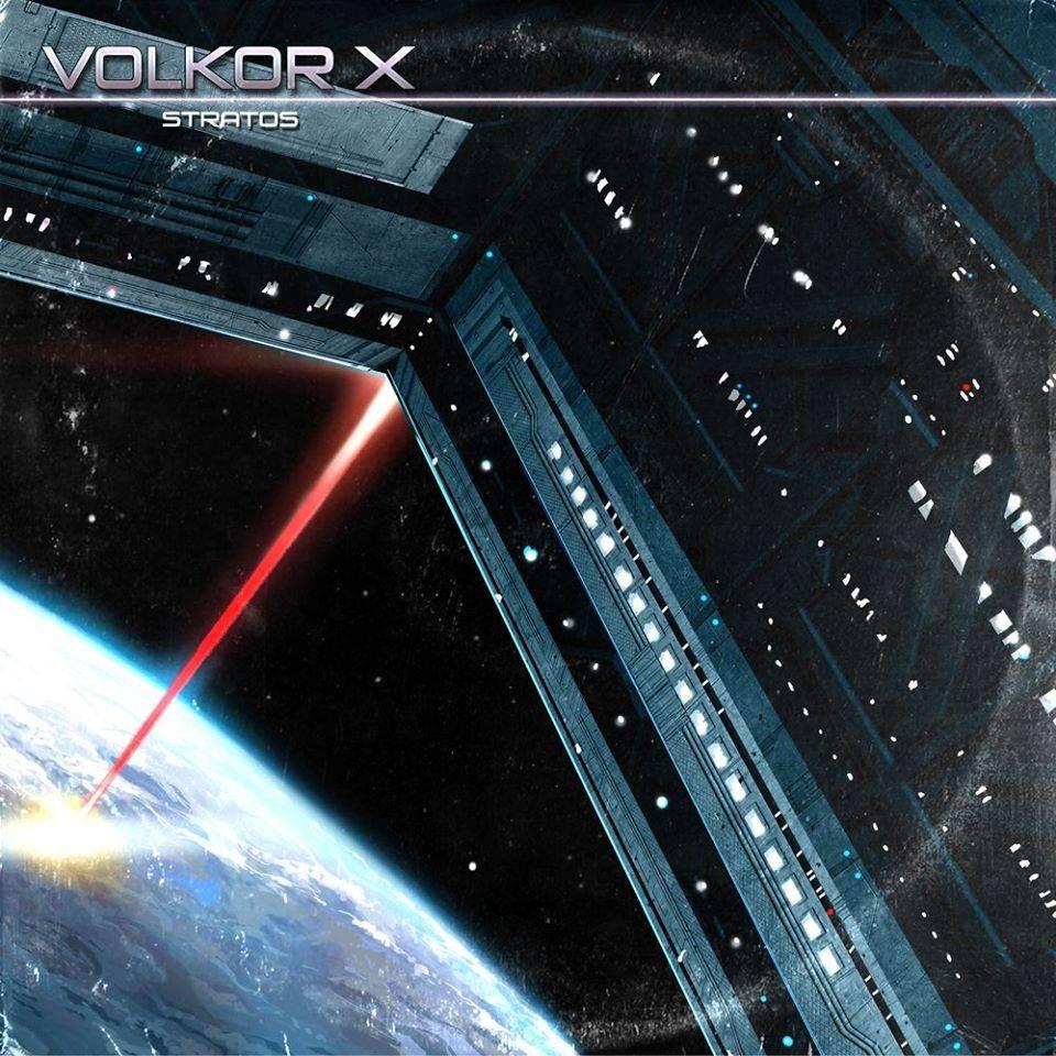 Volkor X est chez nous maintenant (actualité)