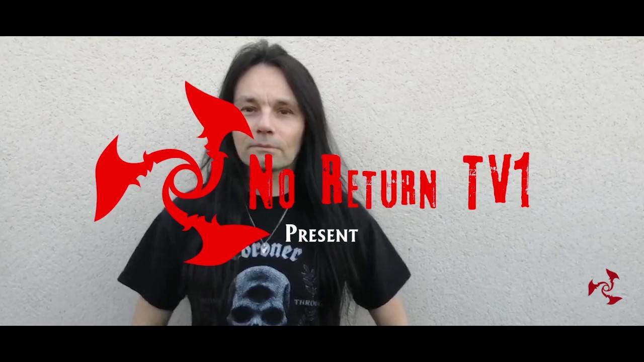 Nouveau chanteur pour No Return (actualité)