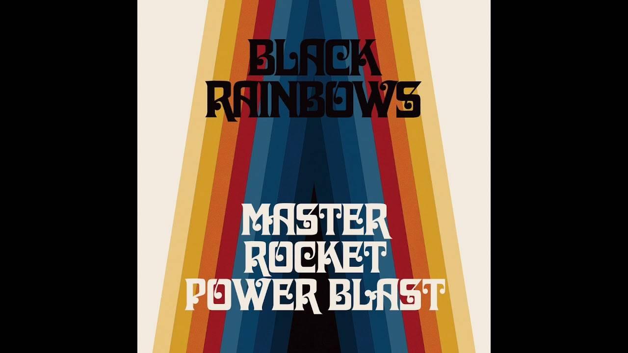Black Rainbows nous explose avec ses missiles - Master Rocket Power Blast (actualité)