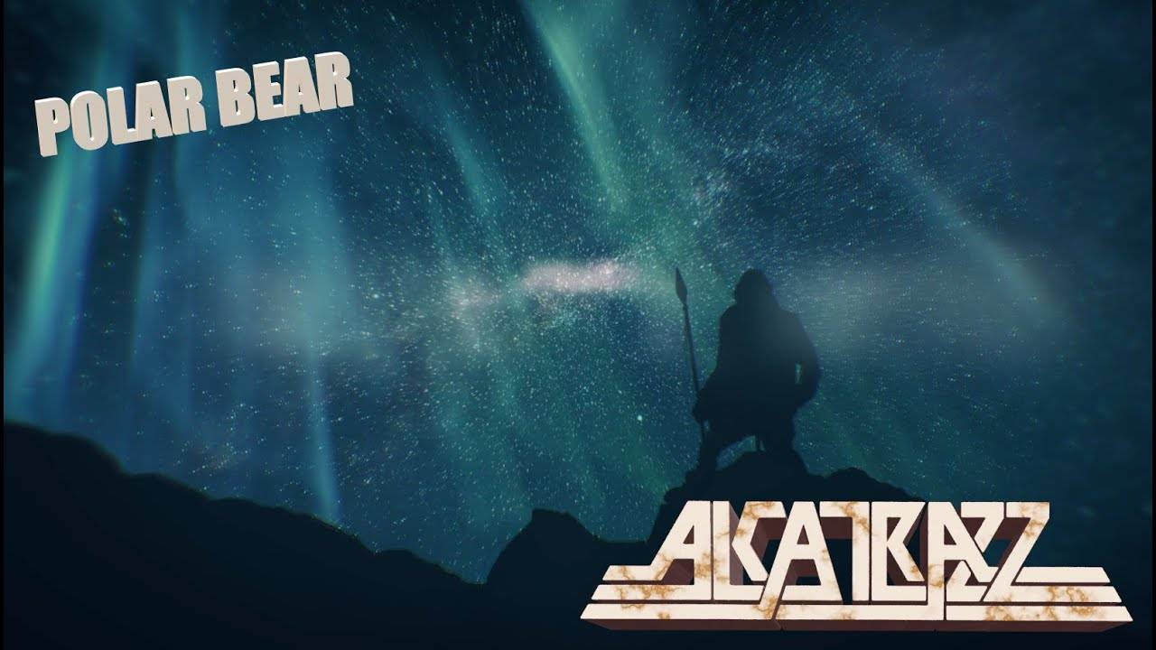 Alcatrazz  voit d'innocents ours blancs - Polar Bear  (actualité)