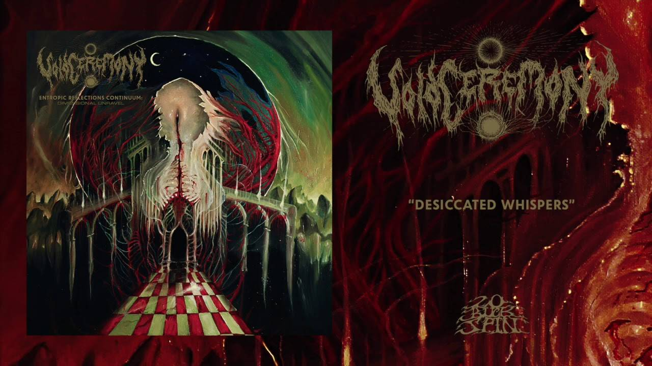 VoidCeremony murmure à sec - Desiccated Whispers (actualité)