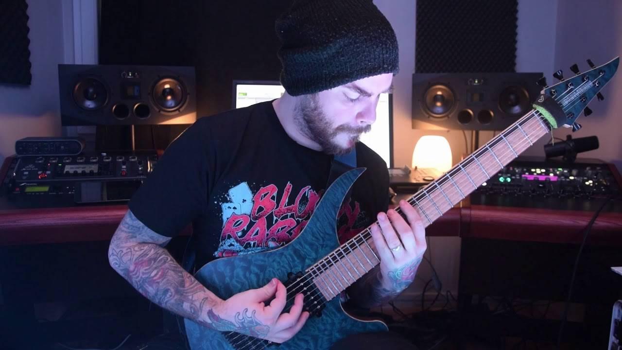 Exocrine abyssal guitar - Abyssal Flesh (actualité)