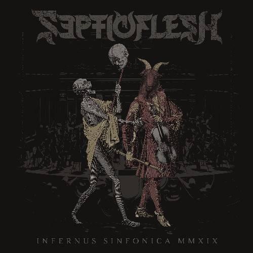 Septicflesh un live diablement symphonique - Infernus Sinfonica MMXIX (actualité)