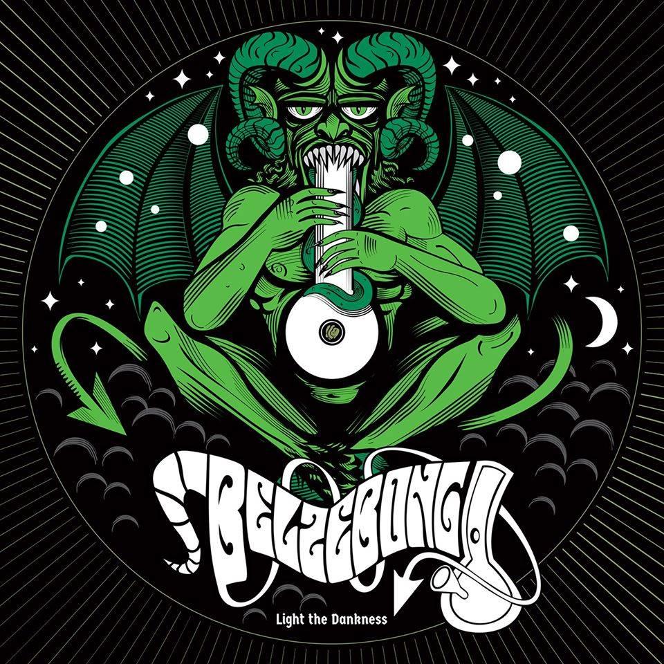 Rééditions pour Belzebong  -  Light the Dankness (actualité)