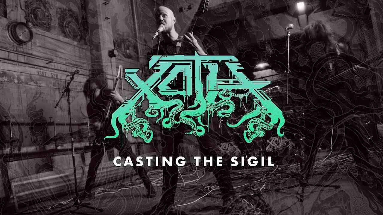 Xoth lance des Cyril - Casting the Sigil (actualité)
