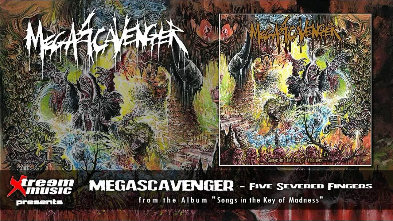 Megascavenger ouvre follement la porte sur ses doigts - Five Severed Fingers (actualité)