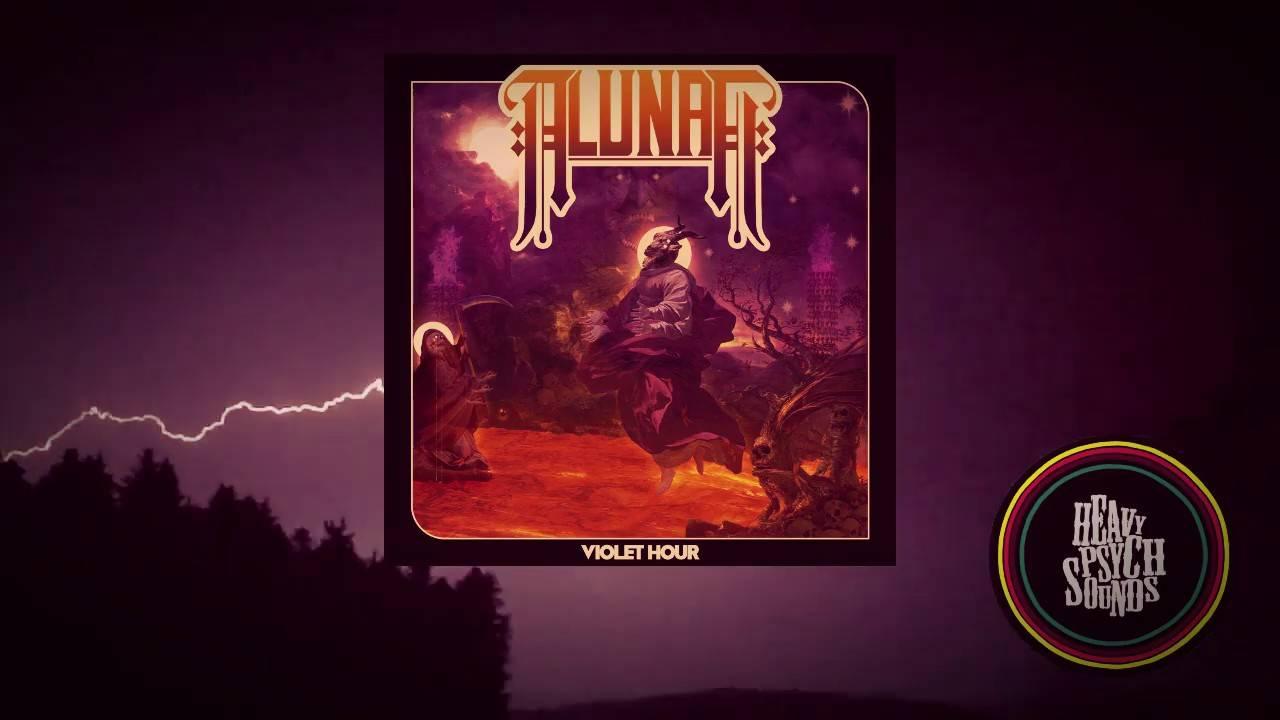 Alunah toujours à l'heure violette- Violet Hour (actualité)