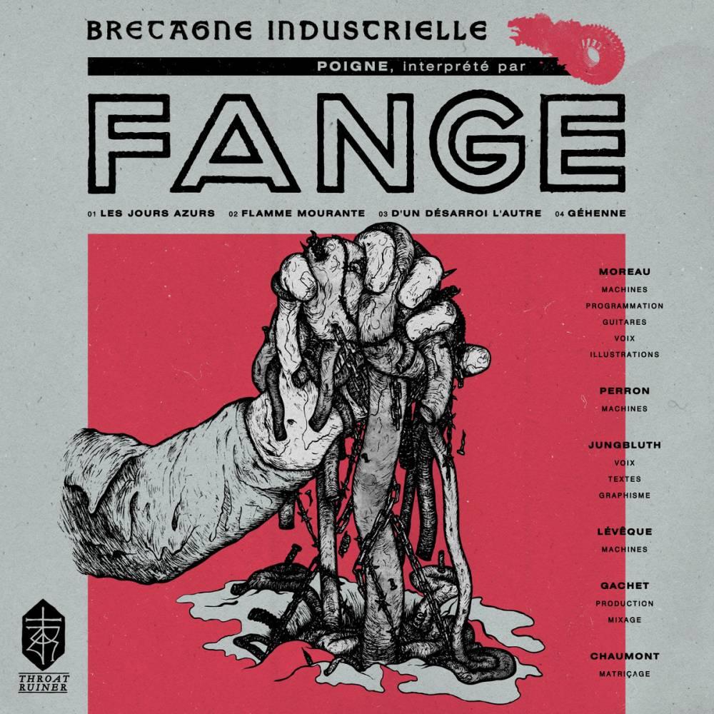 Fange est un groupe à Poigne (actualité)