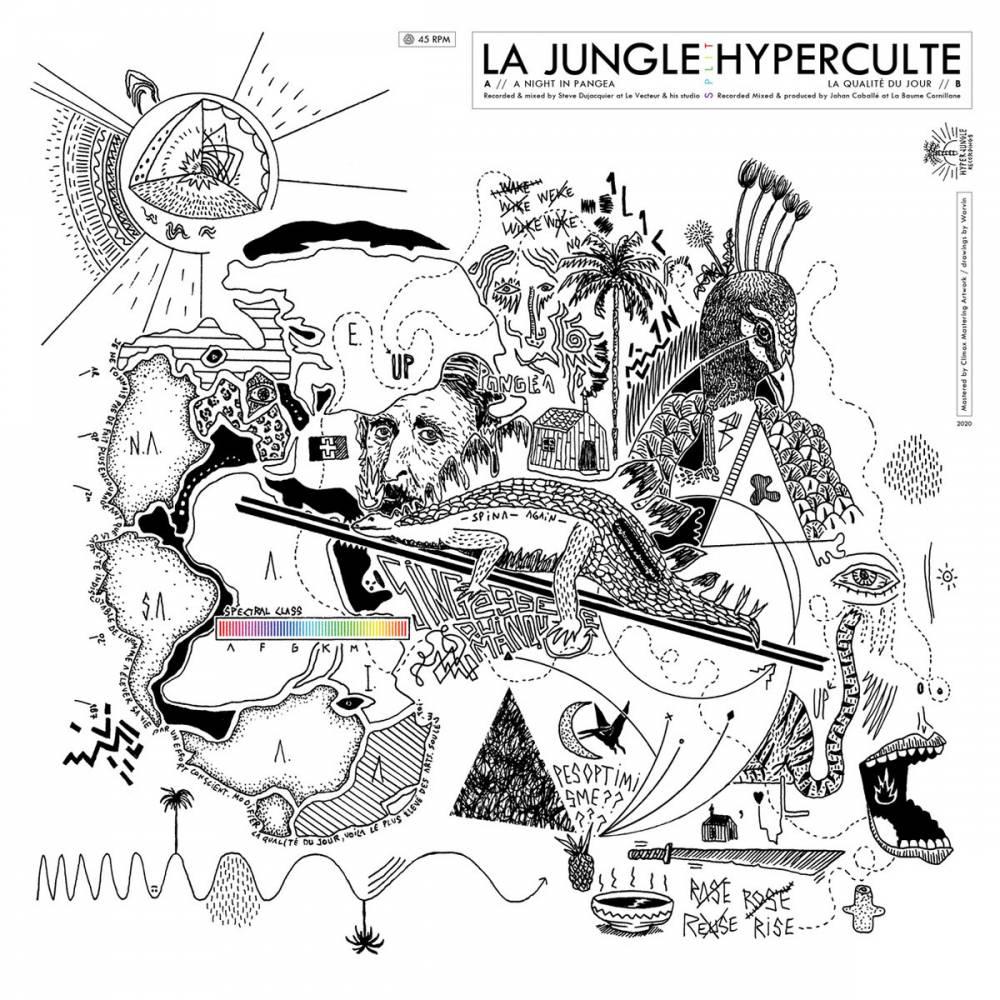 Split entre La Jungle et Hyperculte (actualité)