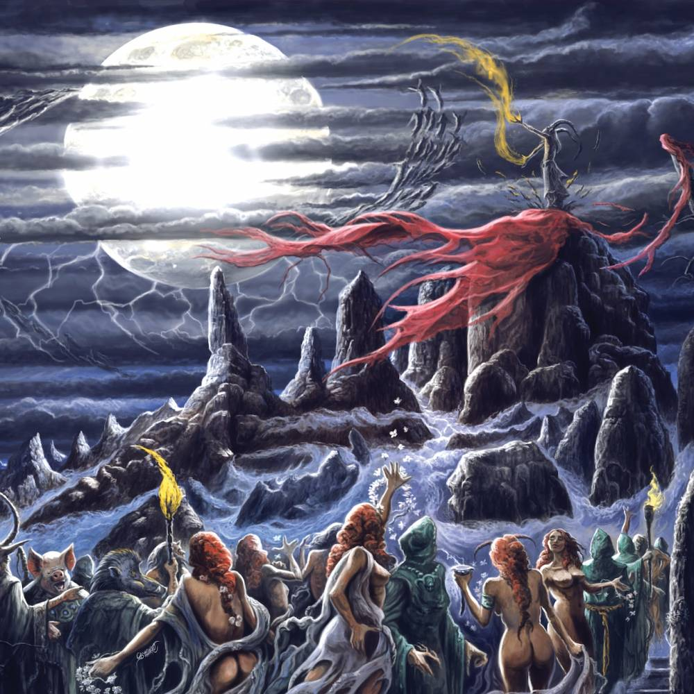 Varathron aime la nuit à Rome - Glorification Under The Latin Moon (actualité)