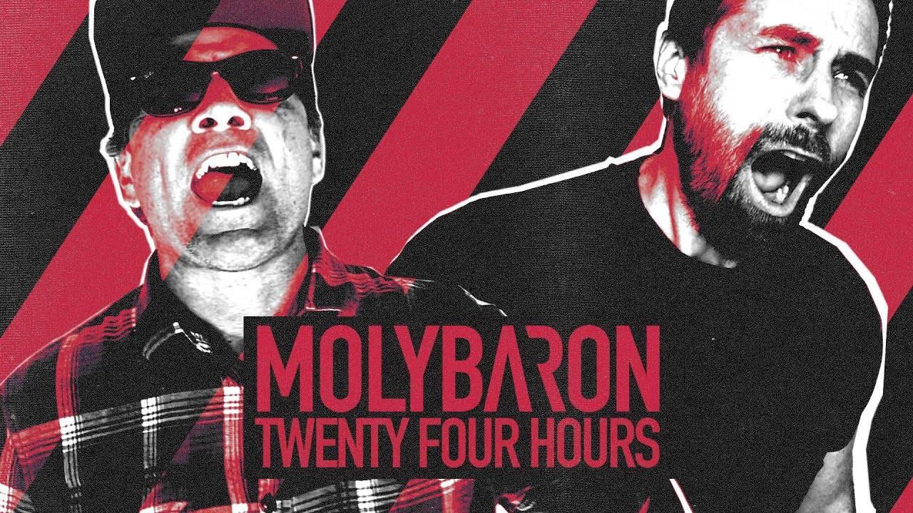 Molybaron passe la journée avec Whitfield Crane - Twenty Four Hours (actualité)
