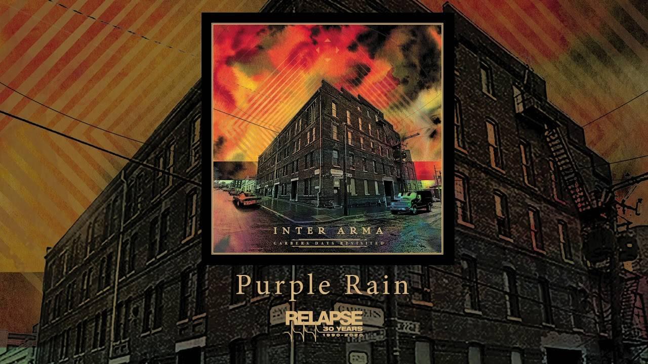 Inter Arma ne craint pas la pluie - Purple Rain (actualité)