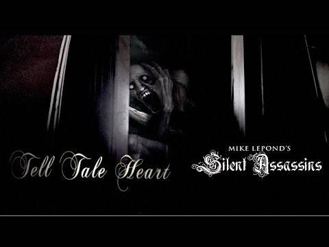Mike LePond's Silent Assassins  nous raconte ses peine de coeur - Tell Tale Heart (actualité)