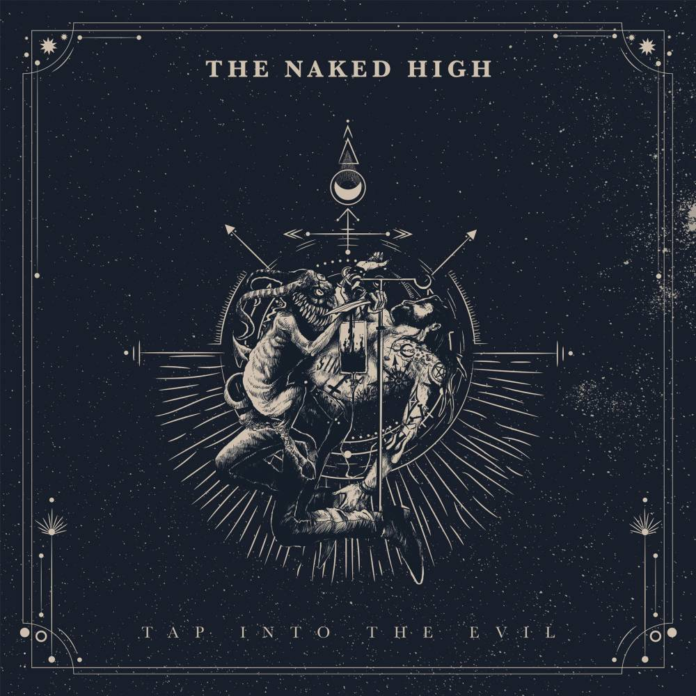 The Naked High tape les méchants - Tap Into The Evil