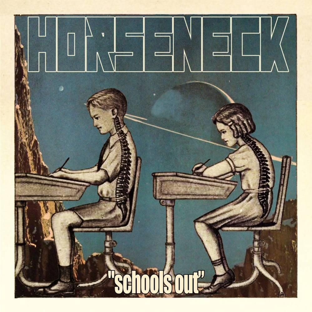 Horseneck annonce les grandes vacances - School's Out (actualité)
