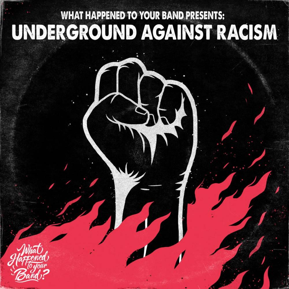 Underground lives matter - Underground Against Racism