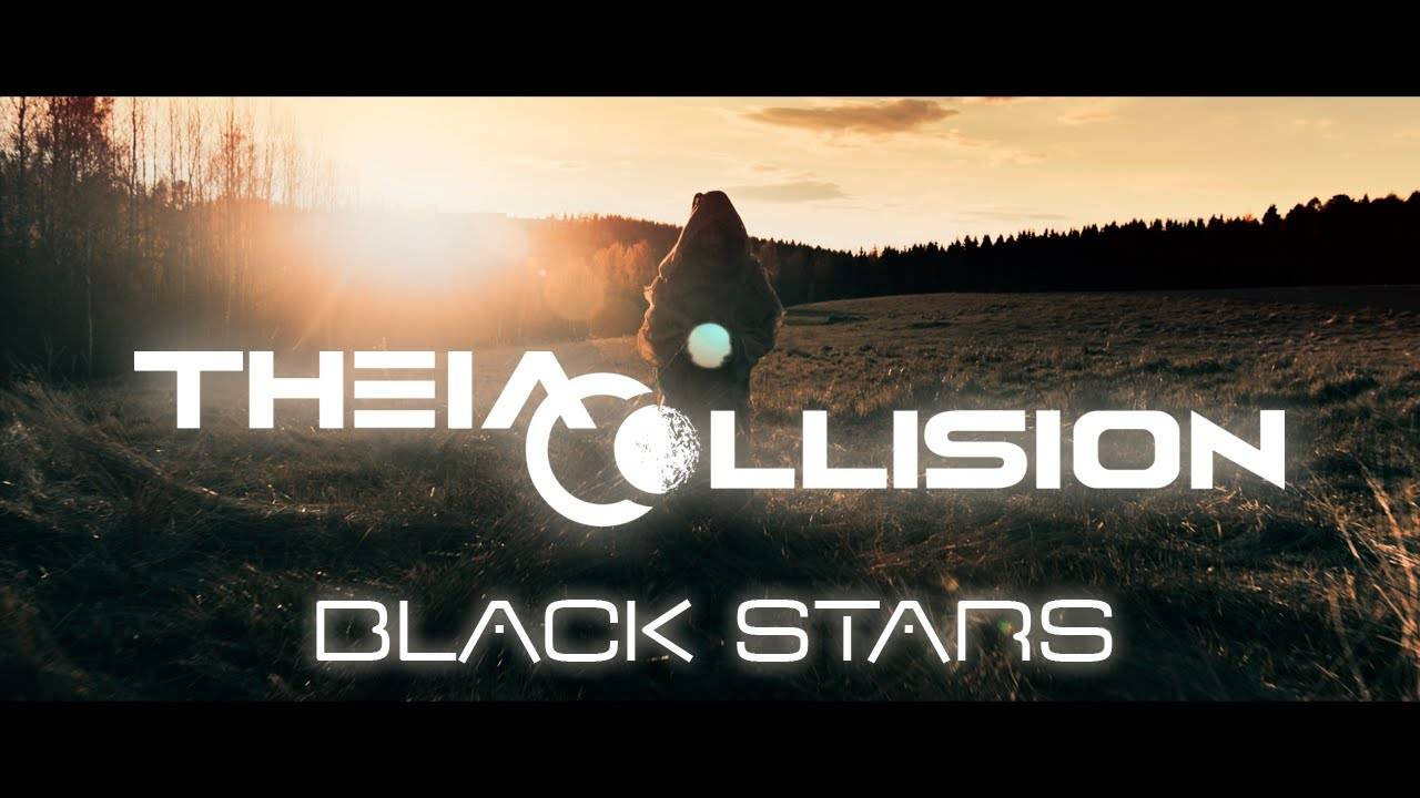 Theia Collision explose l'étoile noire - Black Stars (actualité)