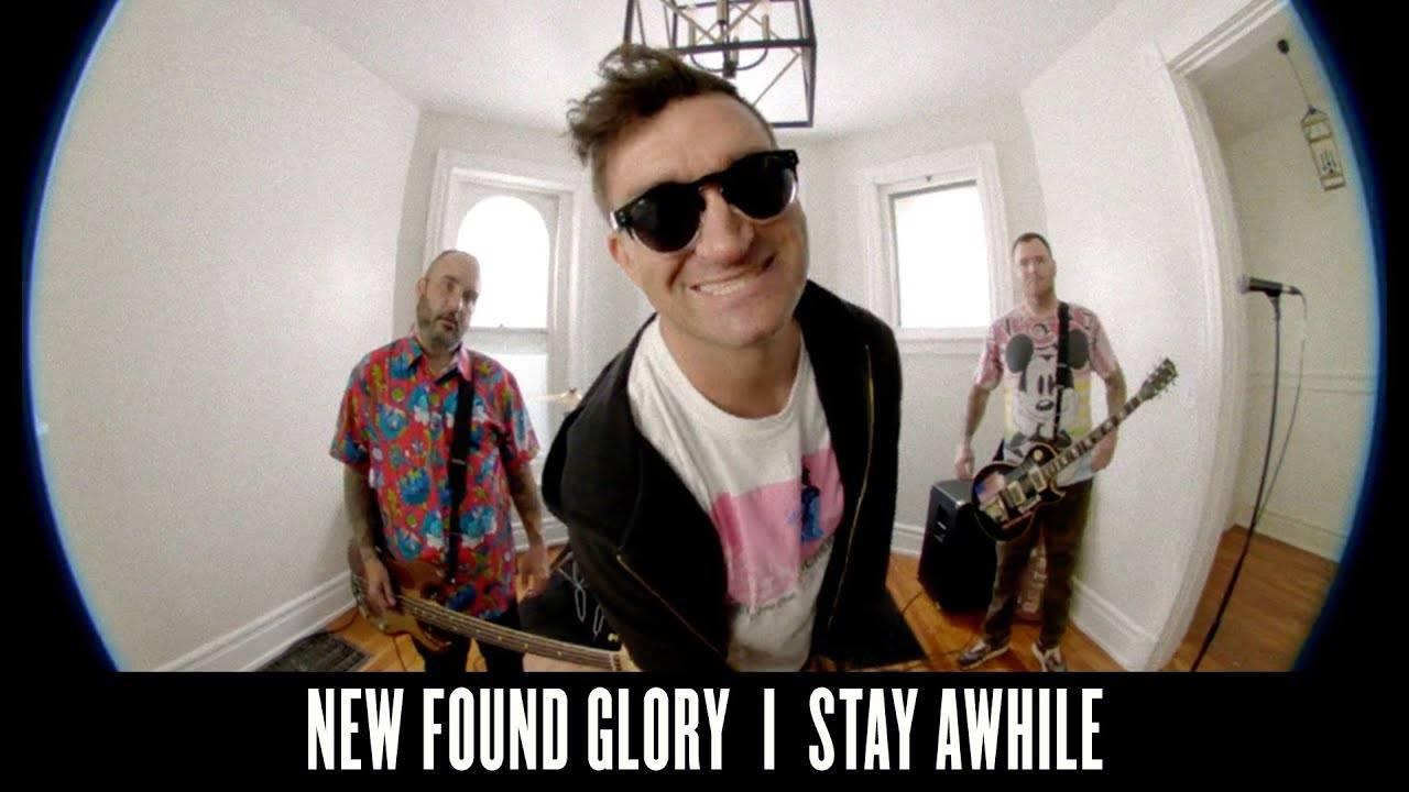 New Found Glory veut faire un court séjour - Stay Awhile (actualité)