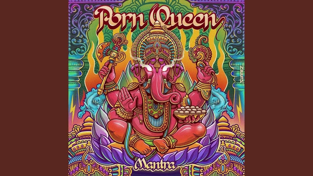 Porn Queen répète son Mantra