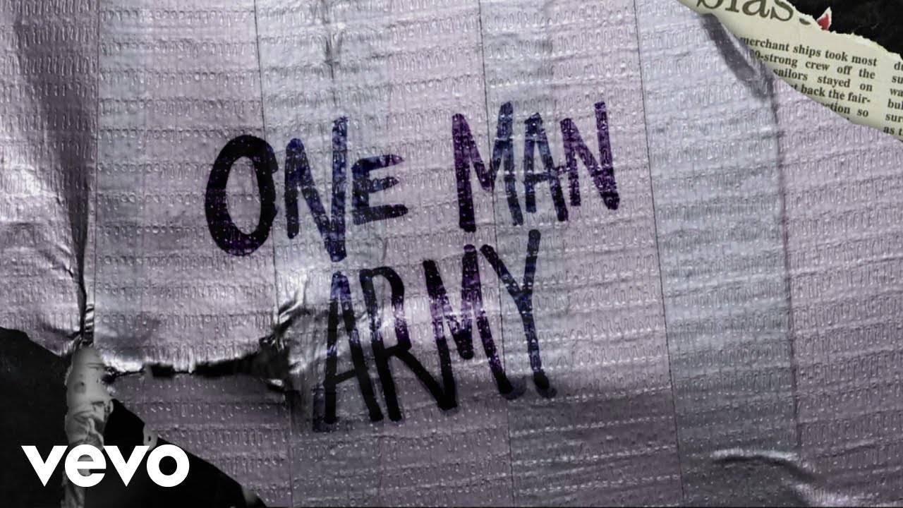 Dregen une armée à lui tout seul- One Man Army (actualité)