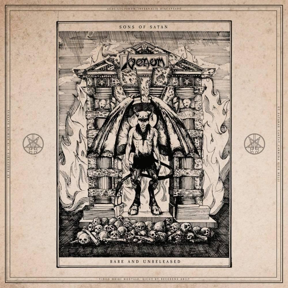 Venom des fils à papa - Sons Of Satan