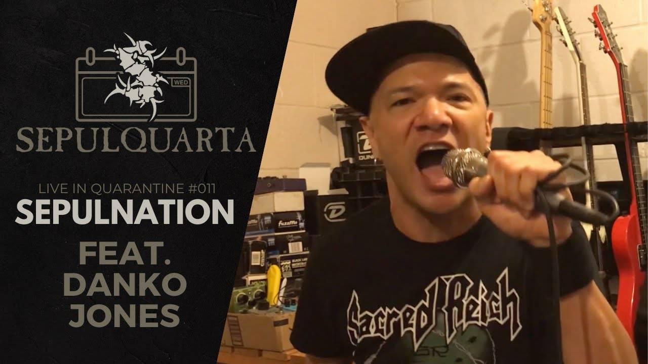 Sepultura et Danko Jones - Sepulnation  (actualité)