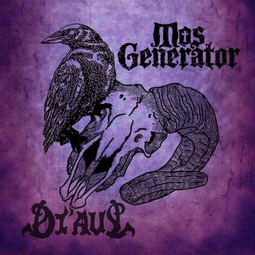 Split entre Mos Generator et Di'Aul (actualité)