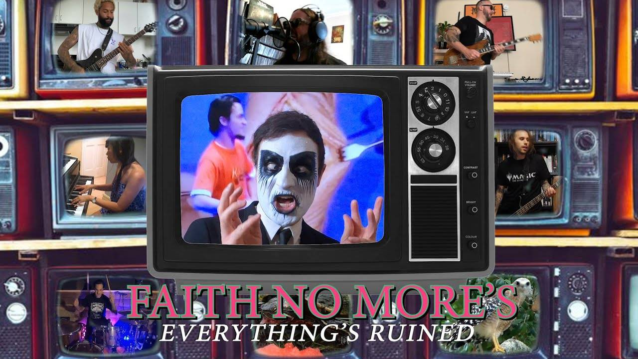 Two Minutes to Late Night n'a plus la foi - Everything's Ruined (actualité)