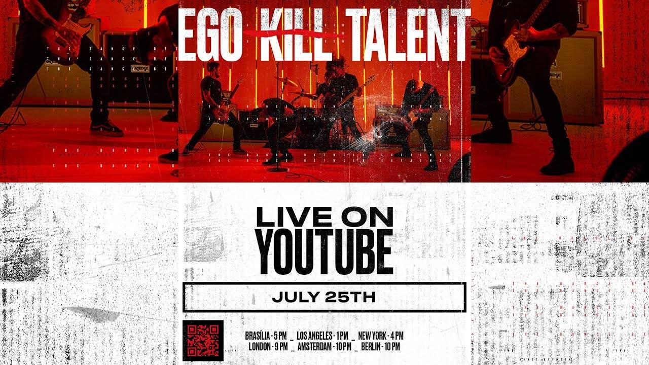 Ego Kill Talent kills youtube live (actualité)