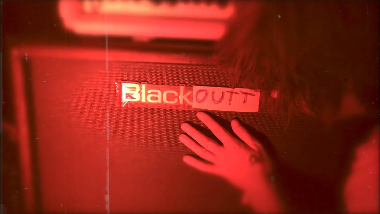 Blackoutt fait du vide - Empty-M (actualité)