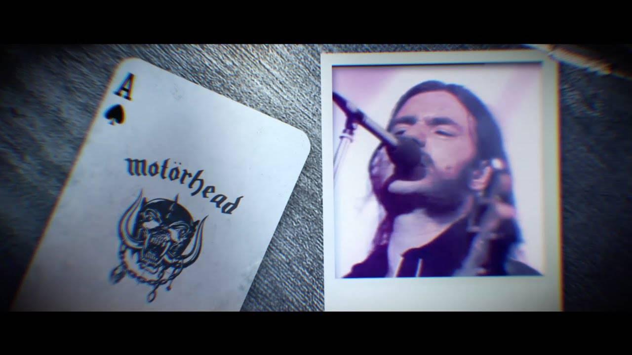 Motörhead l'as de pique quadra et en forme - Ace Of Spades