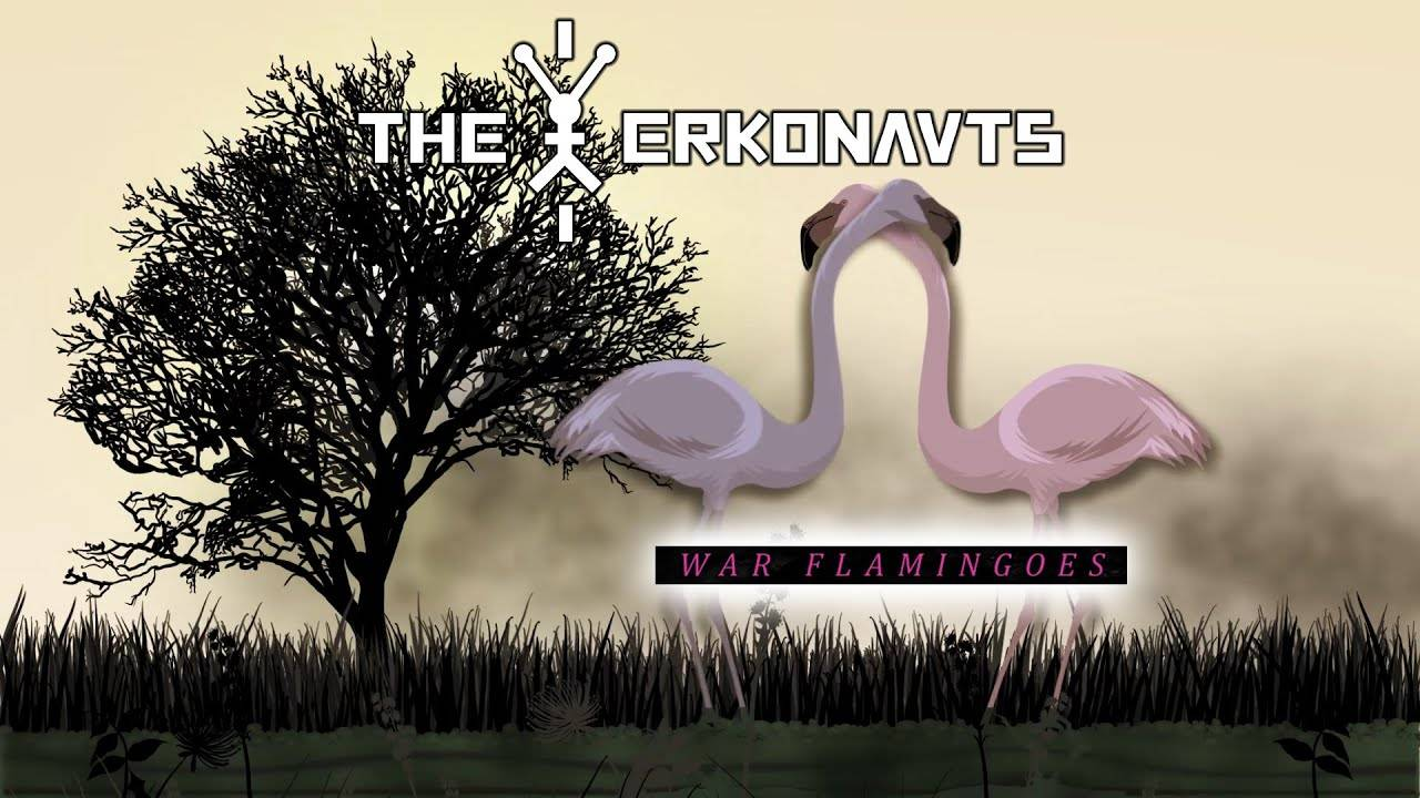 The Erkonauts en rose et war (actualité)